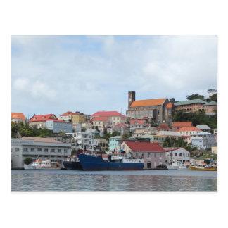 Cartão Postal Porto de St George