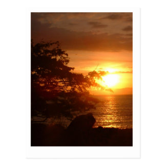Cartão Postal Porto do Caldera, Costa Rica