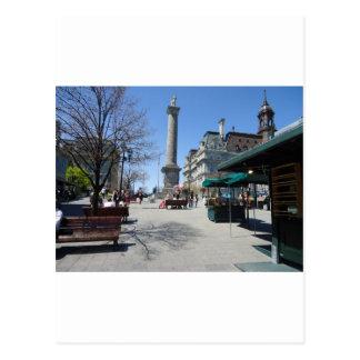 Cartão Postal Porto velho de Montreal