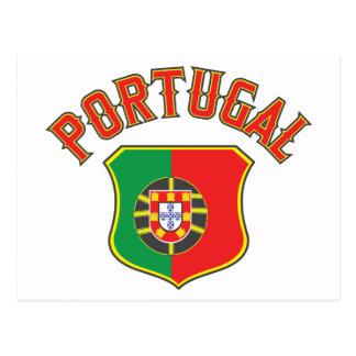 Cartão Postal Portugal grande e corajoso