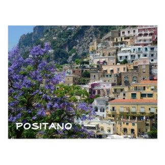 Cartão Postal Positano, Italia