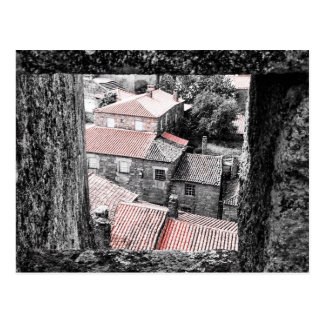 Cartão Postal Postal Castelo de Sortelha