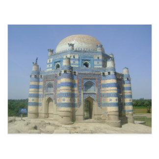 Cartão Postal Postcard - Bibi Jawindi, Pakistan