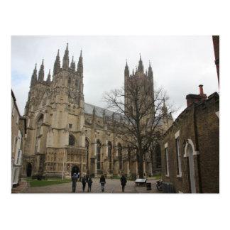 Cartão Postal Postcard Canterbury Cathedral, Kent, U.K.
