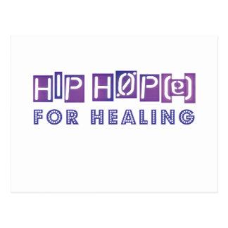 Cartão Postal _postcard do hip-hop (e)