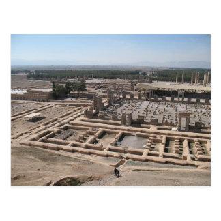 Cartão Postal Postcard - Persepolis Overview, Iran