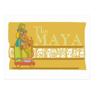 Cartão Postal Poster 2 do Maya