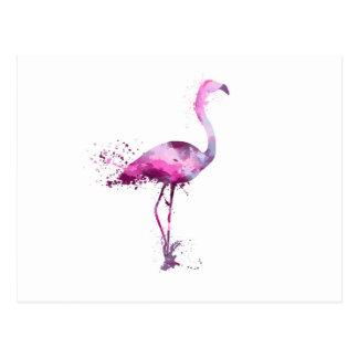 Cartão Postal Poster do impressão do rosa da arte da parede do