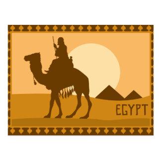 Cartão Postal Poster egípcio
