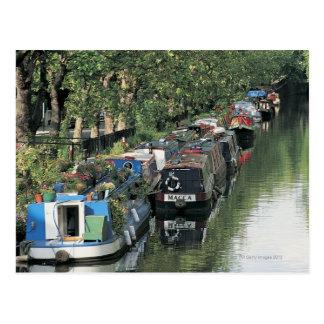 Cartão Postal Pouca Veneza em Londres, Inglaterra