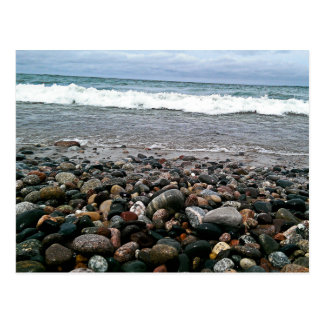 Cartão Postal Praia 1 da ágata