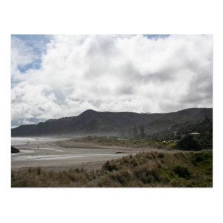Cartão Postal Praia #1 de Piha