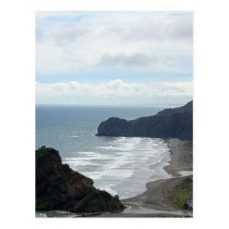 Cartão Postal Praia 4 de Piha