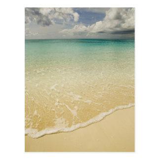 Cartão Postal Praia cénico, baía da benevolência,