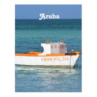 Cartão Postal Praia da cabana do pescador