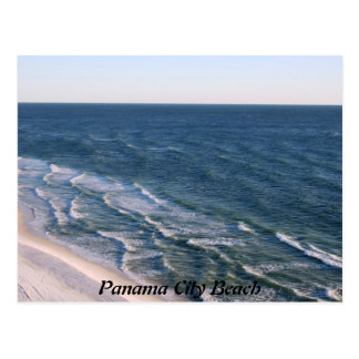 Cartão Postal Praia da Cidade do Panamá