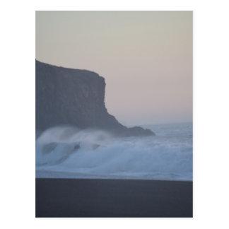 Cartão Postal Praia da rocha da cabra