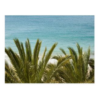 Cartão Postal Praia de Benidorm