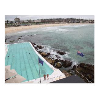 Cartão Postal Praia de Bondi