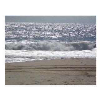 Cartão Postal Praia de Bradley, NJ