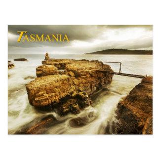 Cartão Postal Praia de Clifton, Tasmânia, Austrália