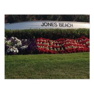 Cartão Postal Praia de Jones, Long Island