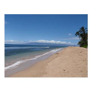 Cartão Postal Praia de Maui