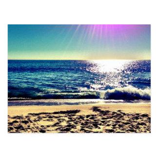 Cartão Postal Praia de Newport, Califórnia