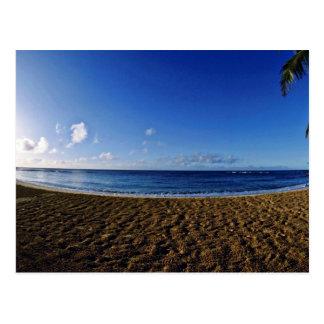 Cartão Postal Praia de Poipu - Kauai