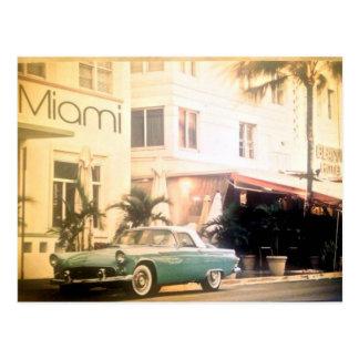 Cartão Postal Praia do Miami-Sul