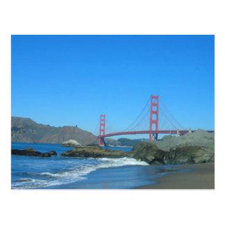 Cartão Postal Praia do padeiro