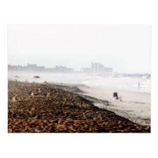 Cartão Postal Praia nova de Smyrna