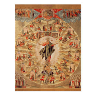 Cartão Postal Preaching do apóstolo