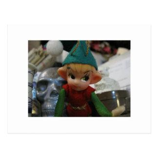 Cartão Postal Prejuízo na sala sewing…