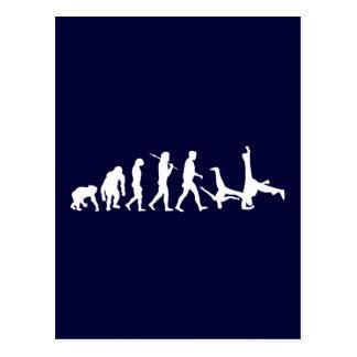 Cartão Postal Presente das artes marciais de Capoeira Luta