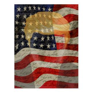 Cartão Postal Presidente americano