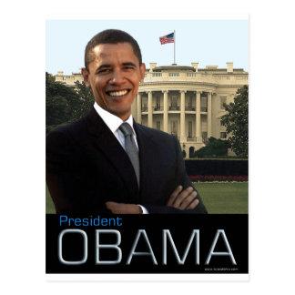 Cartão Postal Presidente Obama