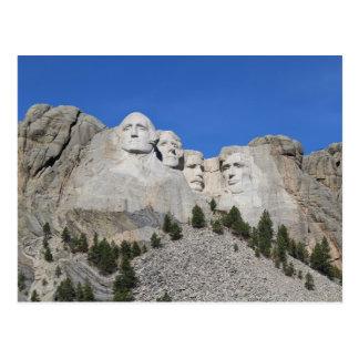 Cartão Postal Presidentes EUA América do Monte Rushmore South