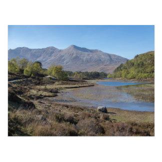 Cartão Postal Primavera das montanhas