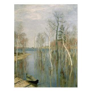 Cartão Postal Primavera, ponto alto, 1897