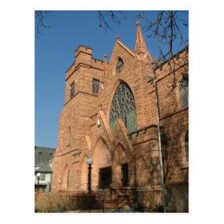 Cartão Postal Primeira igreja presbiteriana