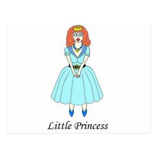 Cartão Postal Princesa Alminner