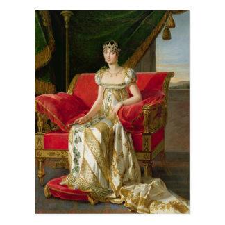 Cartão Postal Princesa Borghese de Marie Pauline Bonaparte, 1808