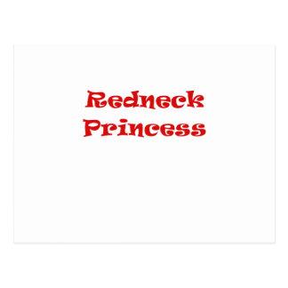 Cartão Postal Princesa do campónio