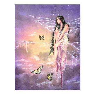 Cartão Postal Princesa do Gossamer