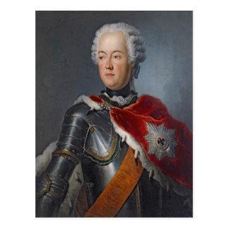 Cartão Postal Príncipe Augustus William