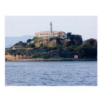 Cartão Postal Prisão da ilha, Alcatraz