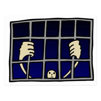 Cartão Postal prisioneiro