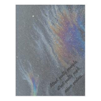 Cartão Postal Prisma