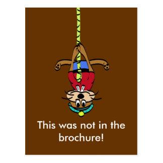Cartão Postal Problema de Groundhog